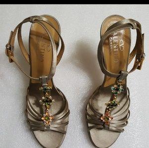 ♨️VALENTINO GARAVANI♨️ strappy heels sandal